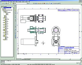 AutoCAD Mechanical 2004