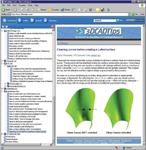 Figure 1. 3DCADTips.com contains more than 270 tips on topics such as implementation, construction and editing techniques, performance issues, PDM, design collaboration, data exchange, and documentation.