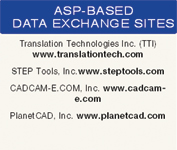 asp-based data exchange sites