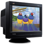 A Highly Recommended monitor, the ViewSonic G220fb posted excellent results on our Cadalyst Labs tests.