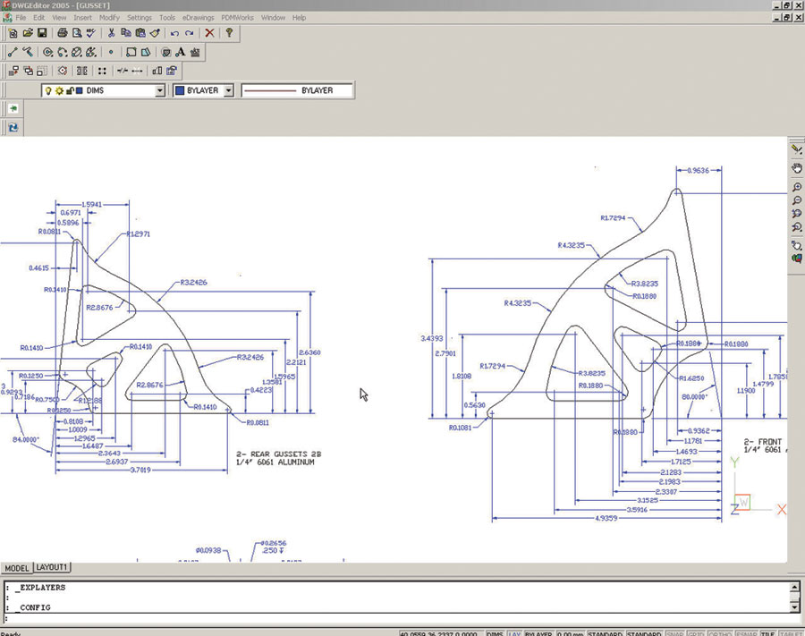 SolidWorks 2005-Improved Mold Making, Upgraded Interface Top