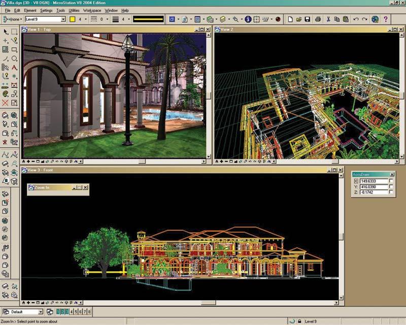 Microstation V8 2004 Edition Cadalyst