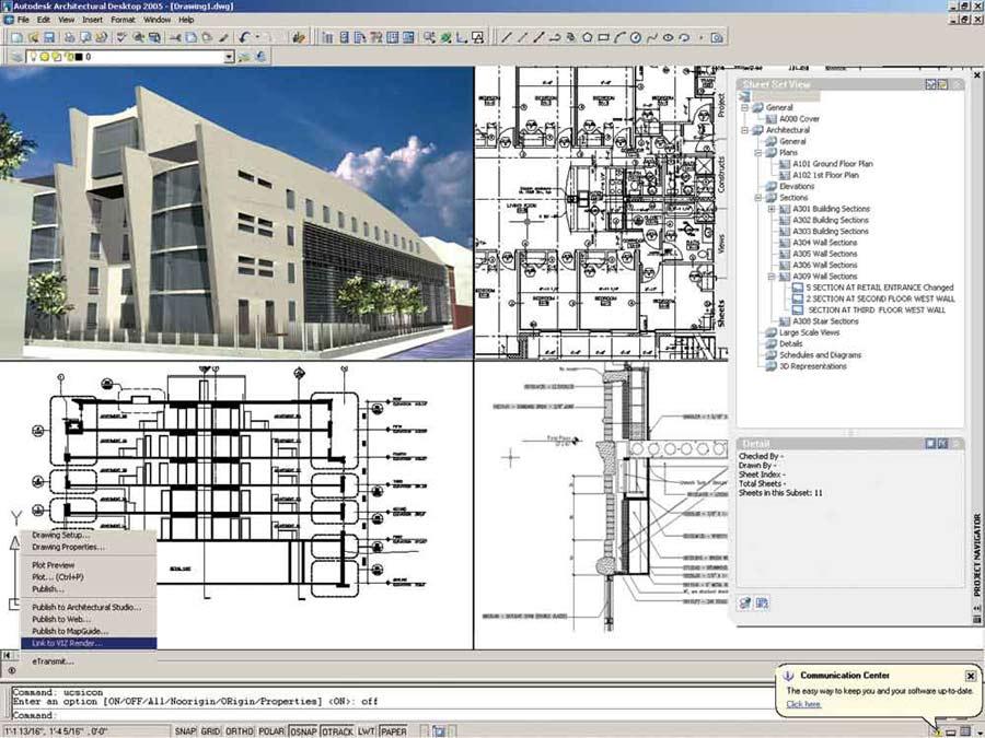Autodesk Architectural Desktop 2005