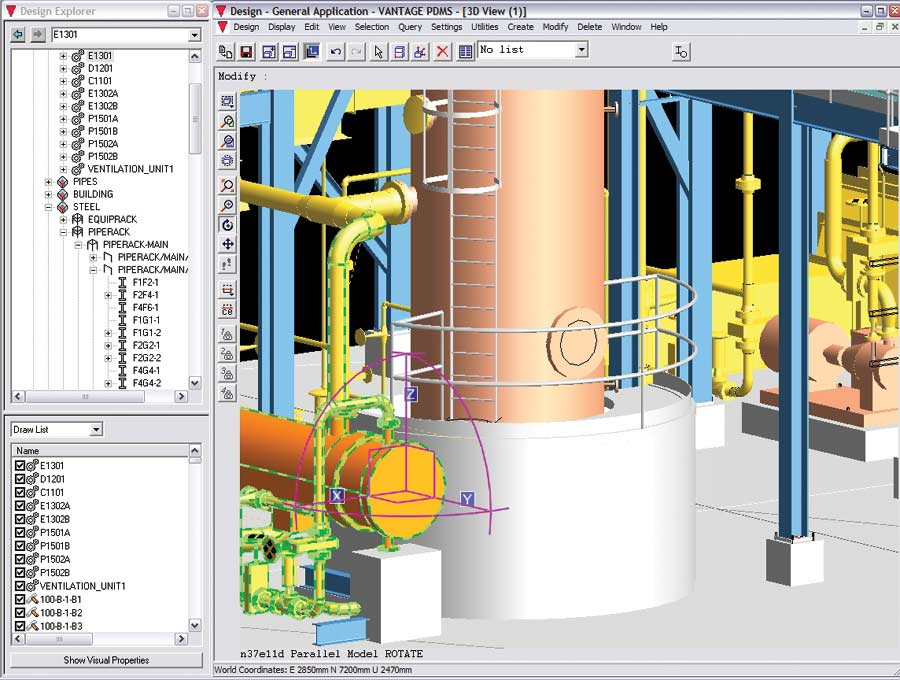 Aec From The Ground Up Plant And Piping Software Cadalyst