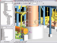 Figure 1. AVEVA PDMS continues to control and automate the drawing production process from the 3D design, but the new solution lets you complete drawings using the AutoCAD user interface.