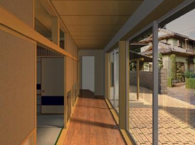 archicad 39 s lightworks engine renders designs automatically. Black Bedroom Furniture Sets. Home Design Ideas