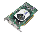The NVIDIA Quadro FX 1400 is a moderately priced PCI Express graphics card with excellent performance.