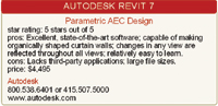 Autodesk Revit 7