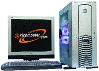 @Xi Computer's 2.2GHz Mtower 64 workstation is a speedy, single-processor unit that offers good options and expansion opportunities.