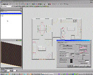 IMSI's TurboCAD Professional v9 includes a suite of products such as Floorplan 3D.