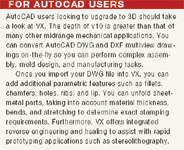 For AutoCAD Users
