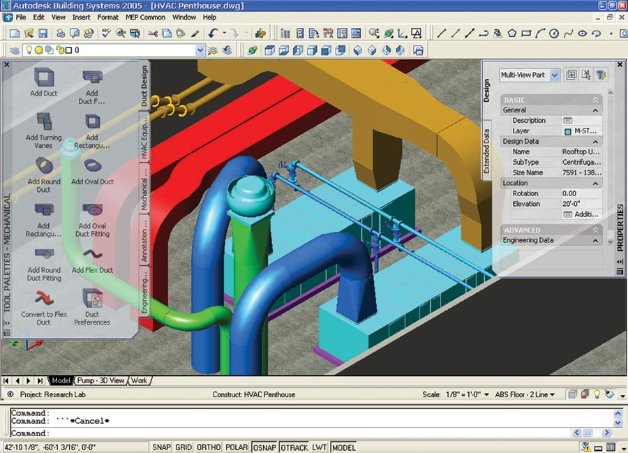 Building Systems is Designed