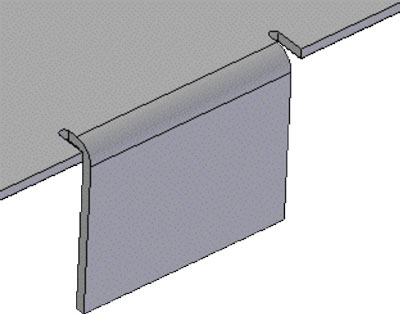 On The Edge Using Solid Edge To Speed Up Sheet Metal