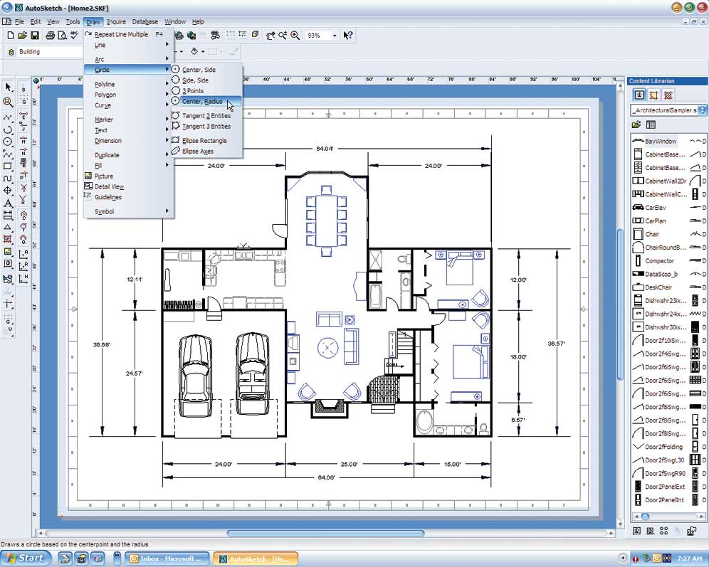 Bargain Buys 7 Cad Packages To Stretch The Budget Cadalyst Basics Of Drawing Schematics In Solidworks Electrical 2d Autosketch 9
