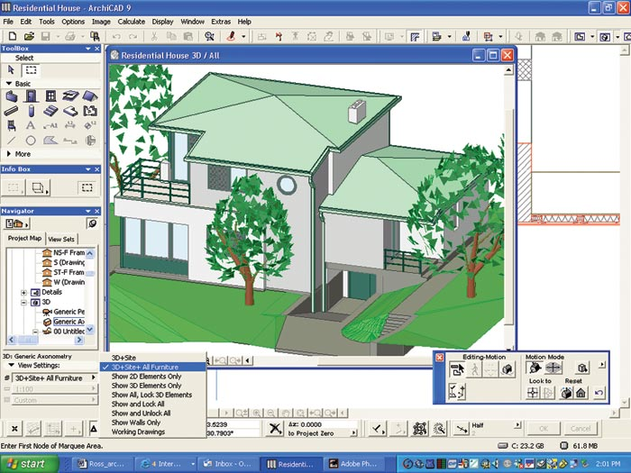 Archicad 9 3d For Architects Cadalyst