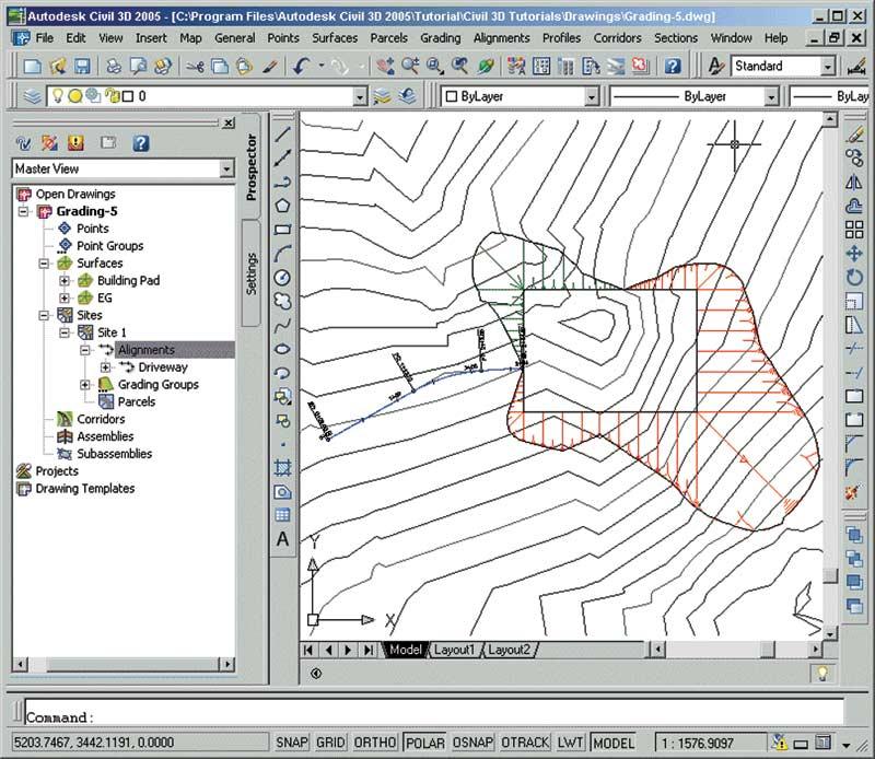 AutoCAD® Land Development Desktop 2.01 Service Pack ...