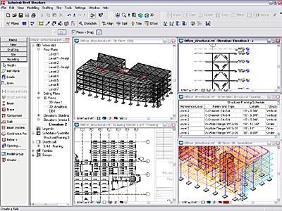 1 2 3 Revit Bim And Structural Engineering Cadalyst