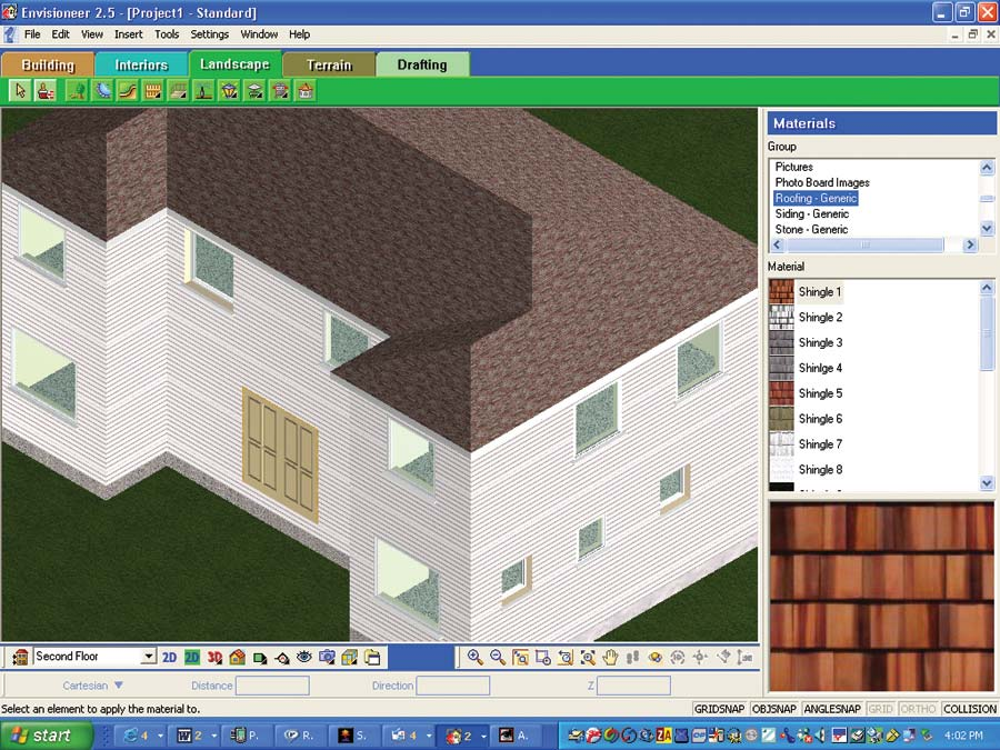Cadsoft Envisioneer 2.5-2D and 3D Design Tools for Architeccture ...