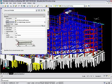 Bim finally starting to pay off for aec firms building for Architecture firms that use revit