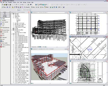 1 2 3 revit bim structural engineering and design cadalyst for Architecture firms that use revit