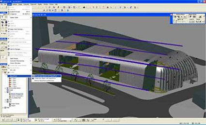 Virtual building sro