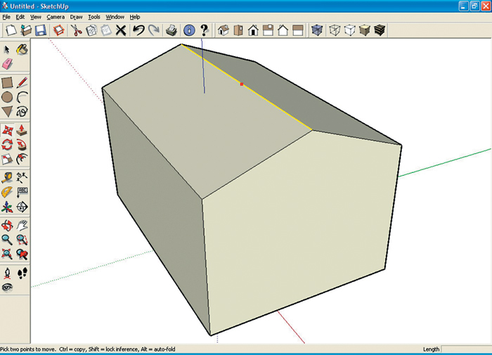 First Look Review: SketchUp 5 | Cadalyst