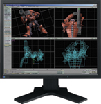 The FlexScan L885 from Eizo offers the best warranty we've seen on a monitor in quite some time: 5 years.