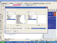 Figure 3. File converter is an example of an add-on built using the TurboCAD SDK.