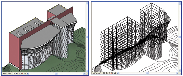 Cadalyst Labs Review Autodesk Revit Structure 2 Digital