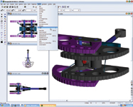 IMSIs DesignCAD 3D MAX v15 handles 2D and 3D drawing tasks as well as animation and 3D rendering.