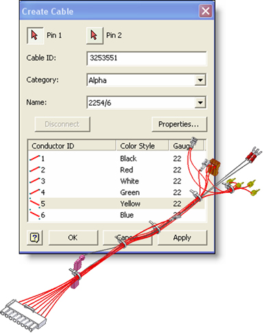 Fig1 Cable inventor in depth autodesk inventor features functional design  at gsmx.co