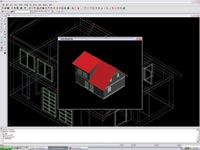 PowerCAD Classic 6 creates 2D and basic 3D designs with its complement of nearly 300 powerful 2D design and 3D viewing tools.