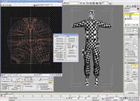 Pelt mapping cuts mapping time to minutes by allowing 3ds Max artists to unwrap the UV coordinates of geometry using custom-placed seams.
