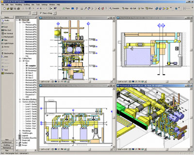 1 2 3 revit bim for mep engineering cadalyst for Revit architecture for residential house design 1