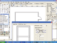 Figure 6. Window Properties dialog box resembles the boxes for other common objects.