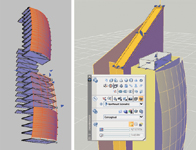 Figure 5. Autodesk improved the 3D design tools and  rendering capability in its new AutoCAD 2007–based programs.
