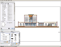 Figure 6. Autodesk s upcoming Impression product will helpusers turn CAD drawings into design presentations.