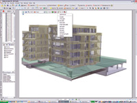 Figure 1. Adobe Acrobat 3D software lets engineering and technical professionals publish and share 3D design information from major CAD applications.