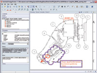 Figure 2. Autodesk Design Review, formerly known as Autodesk DWF Composer, has many new features and functions added after requests from building industry customers.