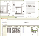 Figure 2. In Revit s Revision dialog box, users can control the display to show the bubble and the tag separately.