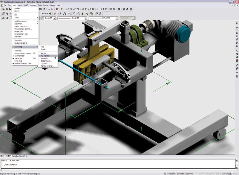 Cadopia IntelliCAD PRO 4.0