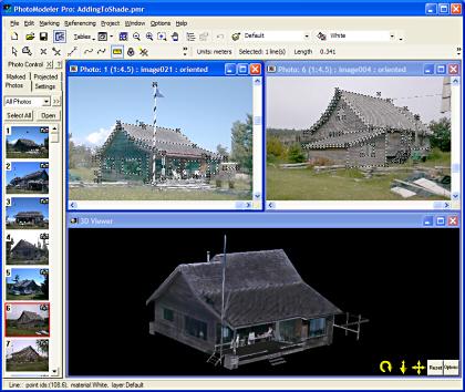 first look review photomodeler pro cadalyst rh cadalyst com