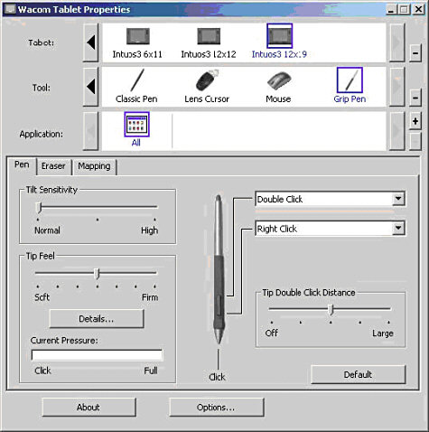 Intuos3 Graphics Tablet Driver Download