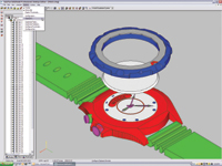 AutoVue SolidModel Professional provides viewing and markup for 450+ 2D CAD and office formats as well as visualization and markup for 3D CAD parts and assemblies and EDA (PCB/IC) layouts and schematics.