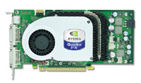 The NVIDIA Quadro FX3450 is a PCI Express workstation-level graphics accelerator with 256MB of onboard GDDR3 memory.