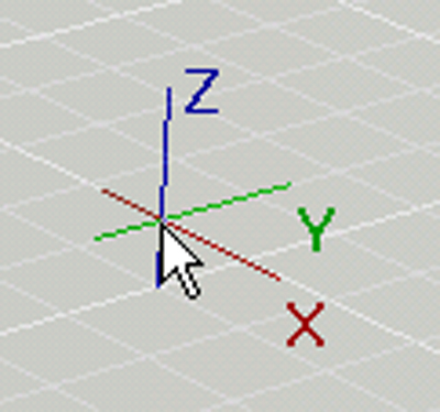how to add gridlines on z axis autocad