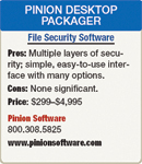 Pinion Desktop Packager