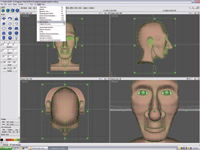 AC3D v6 is a fully integrated subdivision surface modeler with a wealth of sophisticated features.
