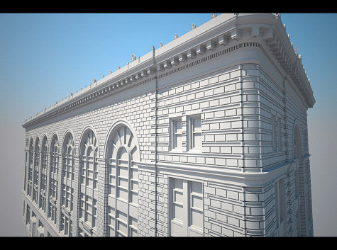 How To D Model A Building Maya