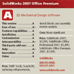 SolidWorks 2007 Office Premium